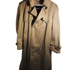 Men's trench coat from Nordstrom
